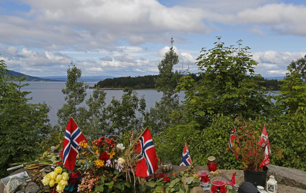 Utöya- Oslo Norge
