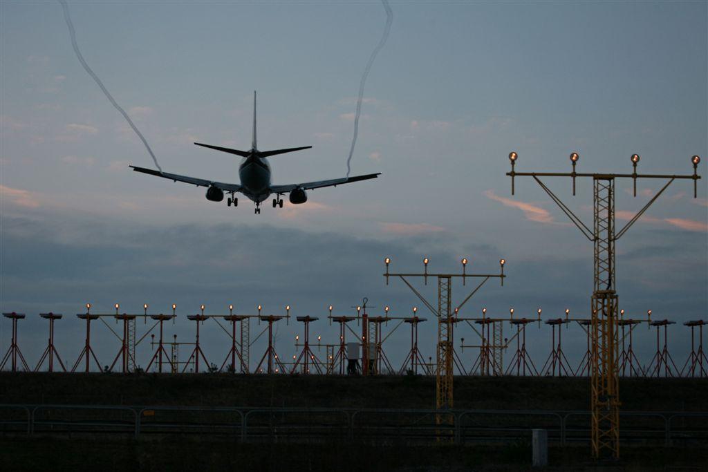 Flyg Arlanda bana 3 2007