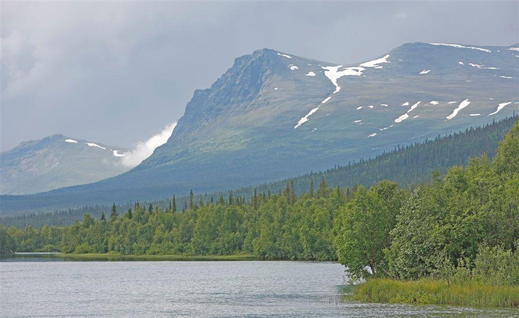 Norrland juli 2009  uppd.