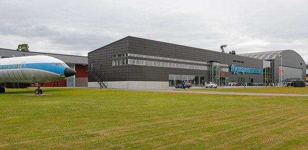 Flyg  Linköping museeum juni 2012