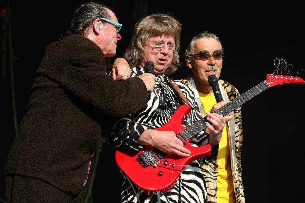 Musik Electric Banana Band