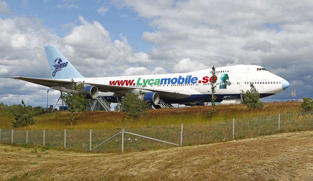 Flyg Arlanda bana 3 2013