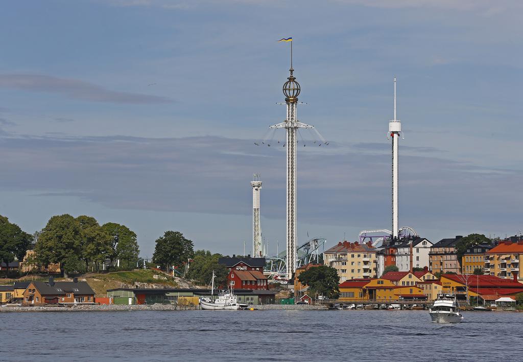Stockholm,skansen o skärgården
