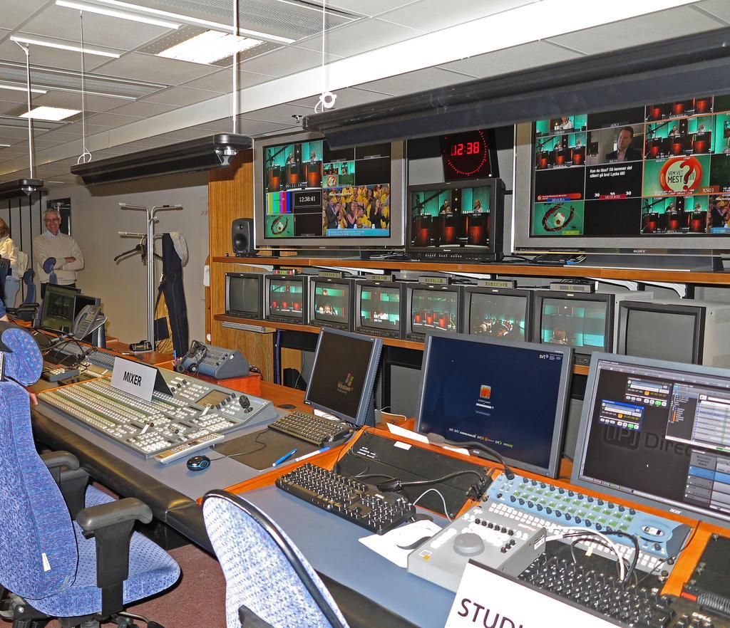 Sveriges Radio o TV i Göteborg