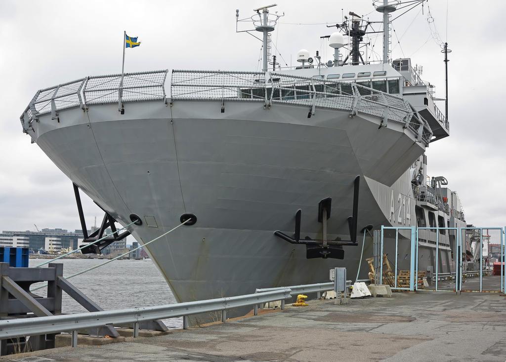 Fartyg med special kompetens