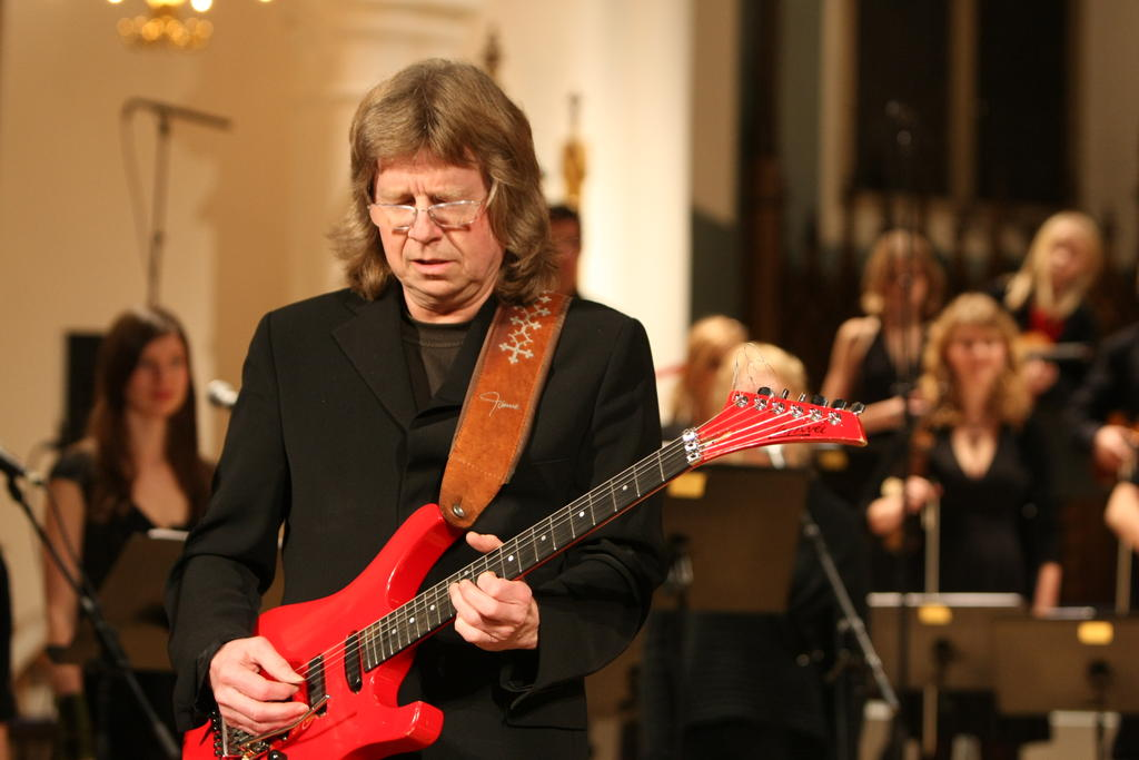 Musik Janne Schaffer