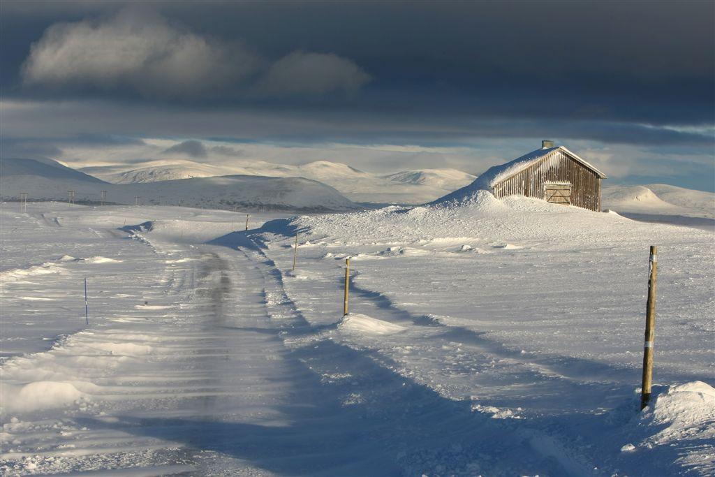 Dalarna Härjedalen feb 2008