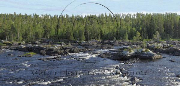 Ammerån, Östra Jämtland