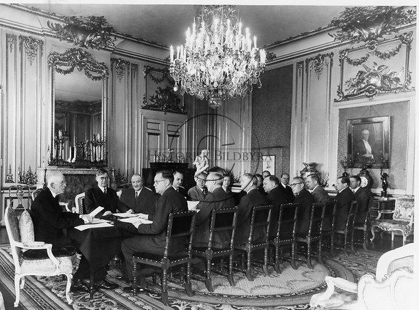 Kungligt, svenska statsministrar