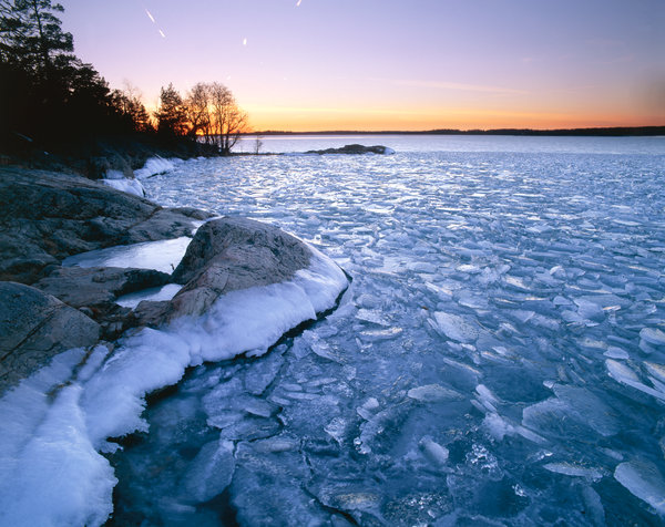 Vinterkust.