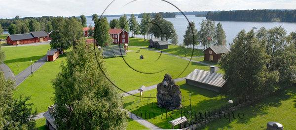 Hembygdsgården, Strömsund