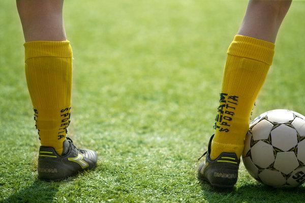 Fotbollsben.