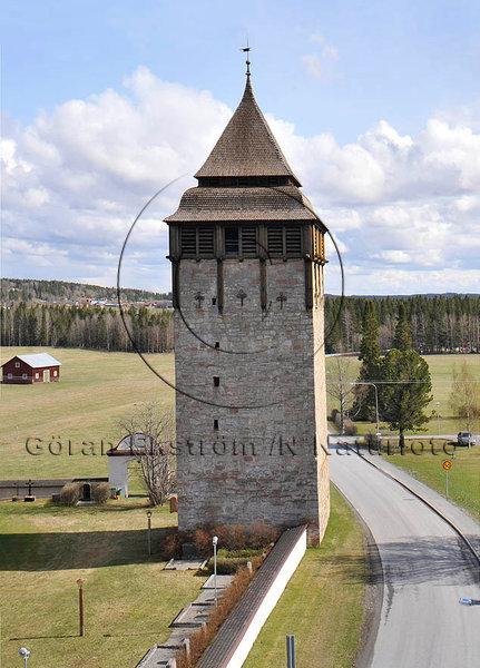 Kastalen vid Brunflo kyrka, Jämtland
