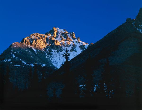 Bergslandskap.