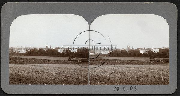 Stereoskopbild med privata motiv