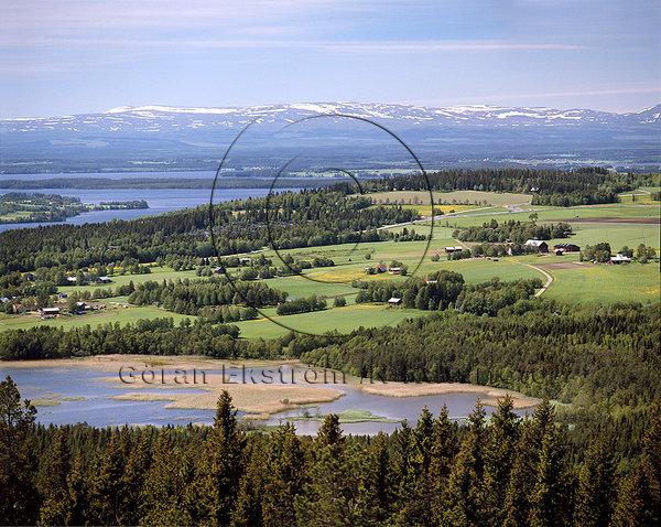 Utsikt från Frösötornet