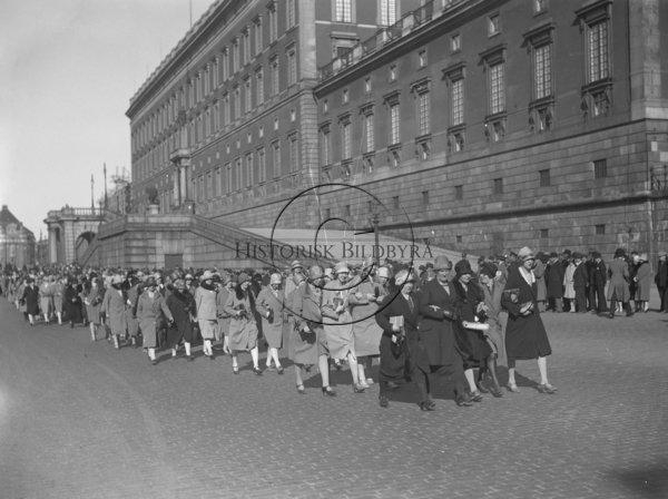 Svenskt Fotoreportage Collection Karl Sandels Collection