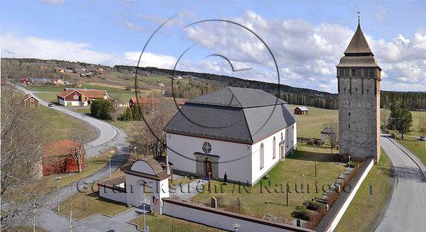Brunflo kyrka, Jämtland