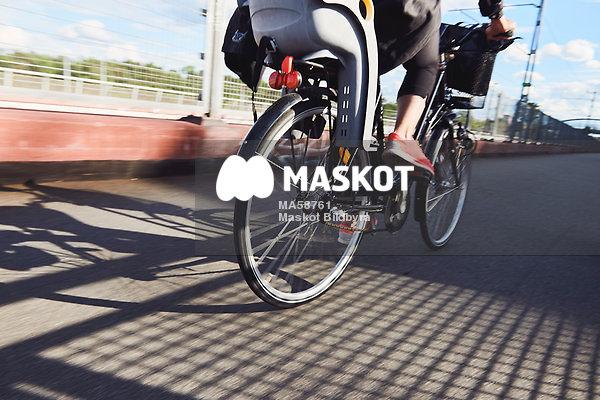 commuting bike hornstull
